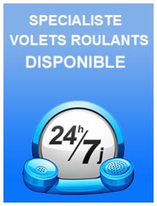 Specialiste volets roulants region parisienne